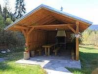 altánok - chata ubytování Habovka