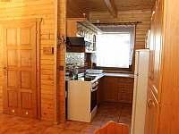 kuchynka - pronájem chaty Habovka