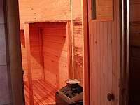 sauna - Habovka