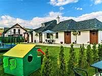 Bešeňová léto 2021 ubytování