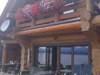 Drevenica Marka - srub ubytování Liptovský Trnovec