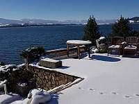 zimná terasa - Liptovský Trnovec