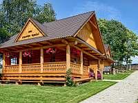 ubytování Skiareál Monkova dolina ve srubu k pronajmutí - Ždiar