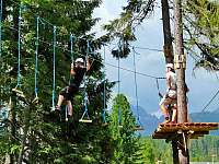 lezecký park Zuberec