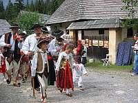 Múzeum Oravskej dediny Zuberec Brestová
