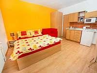 žltý apartmán štandard  s terasou