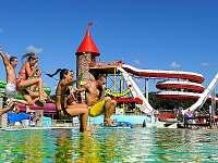 Aquapark Tatralandia - 15 minut autem - Lubela - Liptov