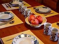Jedálenský stôl - Lubela - Liptov