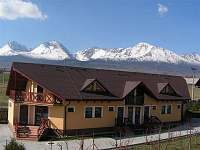 Apartmán ubytování pro 17 až 20 osob