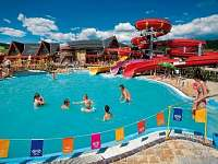 Bešeňová 12 km,termálne bazény,topogány
