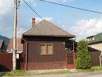 Chalupa - drevenička od ulice Hollého č.412