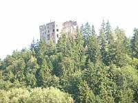 Hrad Likavka 2 km