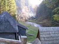 Kvačianska dolina-Oblazov,jedna zo siedmich najkrajších dolín Slovenska,27 km
