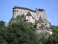 Oravský Podzámok hrad,25 km