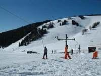 Ski park Ružomberok,7 lyžiarskych vlekov,z toho 3 pre detí a začiatočníkov.