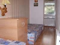 Spálňa -2x  lôžka