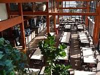 Restaurace - pohled - Bešeňová