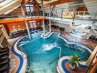 Vnitřní bazény s teplou vodou Aquapark Bešeňová ll. -