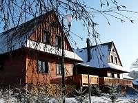 Apartmánová chalupa - chata ubytování Liptovský Trnovec