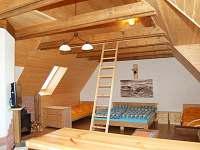 Rodinné štúdio s možnosťou prístelkz v podkrovných priestoroch - chata k pronájmu Liptovský Trnovec