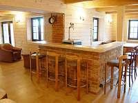 Spoločenská miestnosť - pronájem chaty Liptovský Trnovec