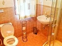 Koupelna č.3 - pronájem chaty Tatranská Štrba