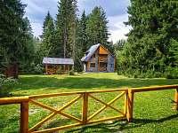 pohled ze předu - chata k pronájmu Tatranská Štrba