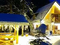 vánoce - chata k pronájmu Tatranská Štrba