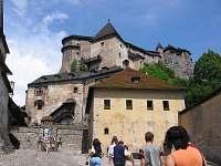 Oravský hrad -