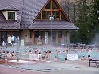 Odkryté termálne bazény
