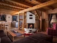 ubytování na chatě k pronájmu Liptovský Trnovec
