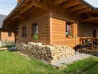 Levné ubytování na Slovensku Srub k pronájmu - Liptovský Trnovec