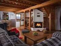 ubytování v penzionu na horách Liptovský Trnovec