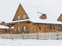 snežííí :) - Liptovský Trnovec