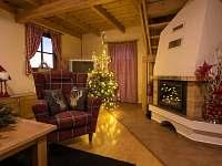 Vianoce 2016 - chata k pronájmu Liptovský Trnovec