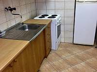 Zariadená kuchyňa k dispozícii