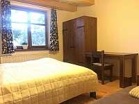 Izba s manželskou posteľou a samostatnou posteľou - Košiarny briežok