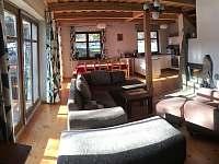 Prźemie - spoločné priestory - chata ubytování Košiarny briežok