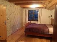 Priestranná tretia spálňa je vhodná až pre 4 dospelé osoby. - Košiarny briežok
