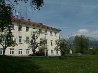 Pohled na vilu Štúr - apartmán k pronajmutí Dolný Smokovec