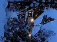 ubytování na Vsetínsku Chata k pronájmu - Chvojnica