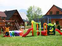 Dřevěnice k pronajmutí na Slovensku