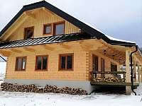 Chata k pronajmutí - dovolená Javorníky rekreace Makov
