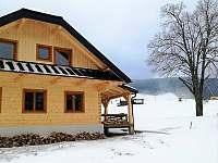 drevenica - chata k pronajmutí Makov