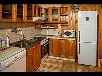 Kuchyna - apartmán k pronájmu Pribylina
