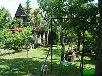 Chatka Margit Smolenice k prenájmu - ubytování Smolenice