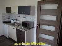 apartmán Miroslav