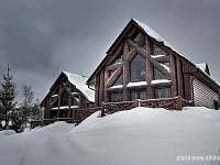 Chatky na horách - dovolená Slovensko rekreace Ždiar 717