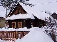 Chalupa k pronájmu - dovolená Nízké Tatry rekreace Liptovský Mikuláš - Ploštín