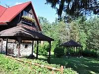 Chata pri potoku - chata k pronajmutí - 4 Stará Lesná